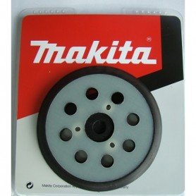 PLATORELLO VELCRO 123mm MAKITA 743081-8