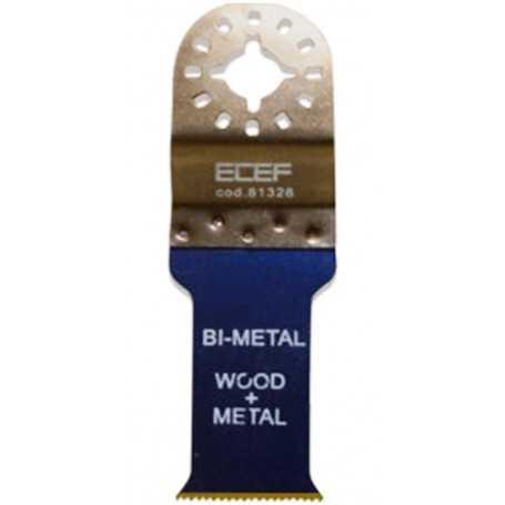 LAMA OSCILLAZIONE BI-METAL MM60 ATTACCO UNIVERSALE 81328