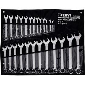 SERIE CHIAVI COMBINATE 6 ÷ 32 FERVI ART. 0223