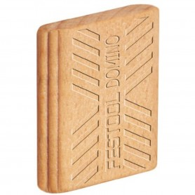 FESTOOL DOMINO 493299 8 X 50 mm tenoncini biscotti CONFEZIONE 600 PZ