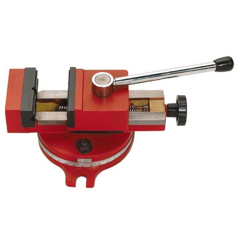 Manipolo in legno a morsa con serraggio a chiave inferiore