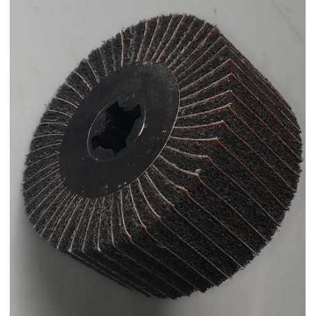 RUOTA LAMELLARE MISTA 100 X 50 G. 60 CORINDONE/NON TESSURO