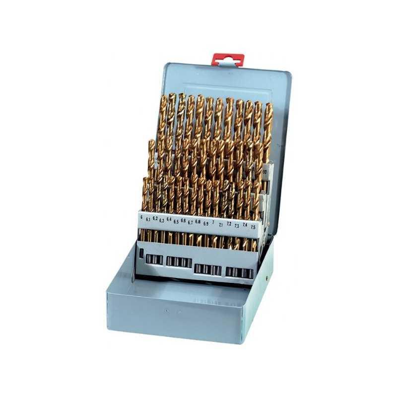 SERIE PUNTE CILINDRICHE A DECIMI 1 6 mm FERVI P010/51