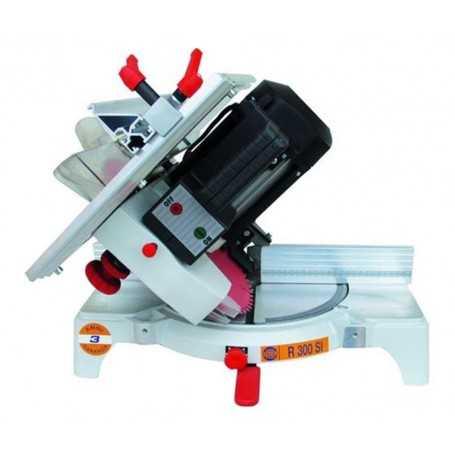TRONCATRICE PER LEGNO PEGIC R 300 SI - USO PROFESSIONALE DISCO Ø 300 mm
