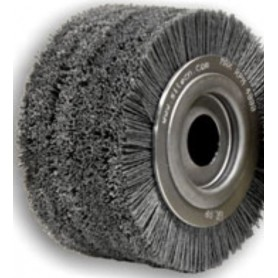 Spazzola nylon per rusticatrice Festool BMS180E Catoccimacchine