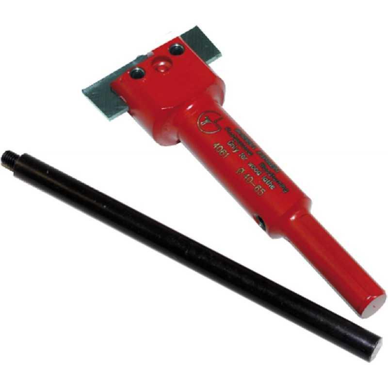 Punta a placchetta intercambiabile per grossi diametri Ø 55 mm Gamma Zinken 4061