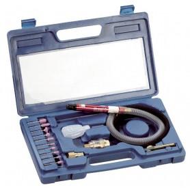 microsmerigliatrice fervi 0641 con accessori