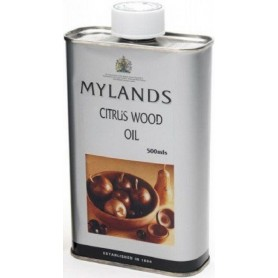 OLIO ALL'ESSENZA DI AGRUMI PER LEGNO MYLANDS CITRUS WOOD OIL ML 500