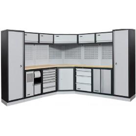 Arredamenti modulari per officina for Arredamento per officina