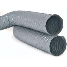 TUBI AREAZIONE FLESSIBILI RINFORZATI PVC PER APPLICAZIONI INDUSTRIALI 10 METRI