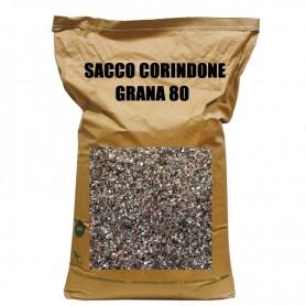 SACCO CORINDONE  GRANA 80 PER SABBIATRICI