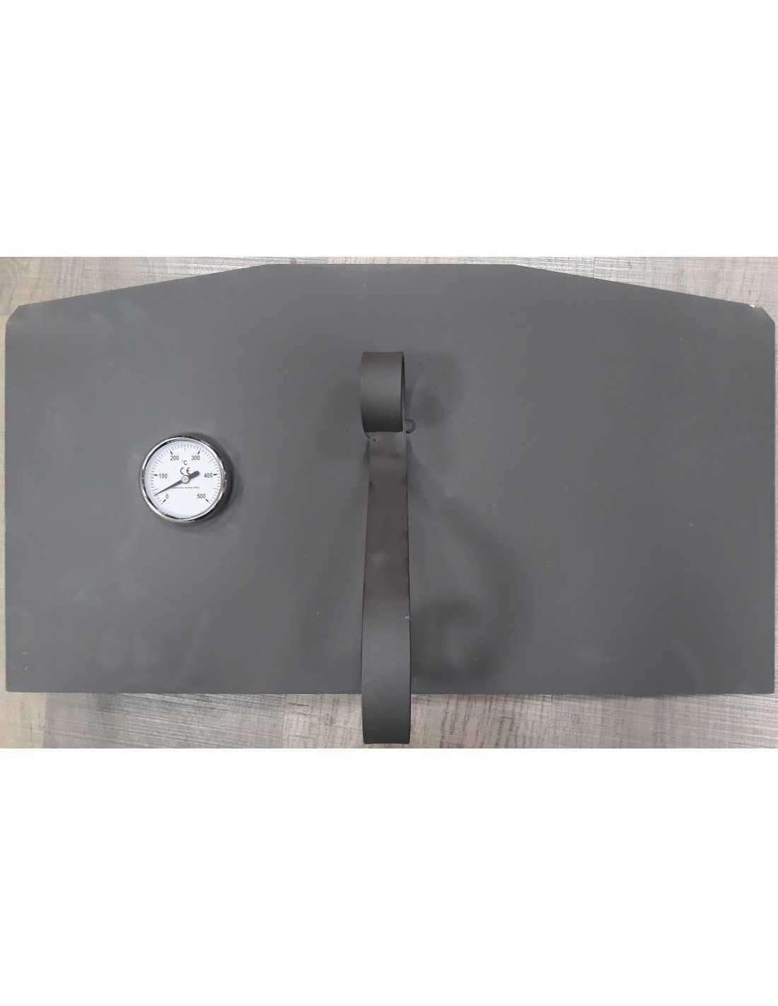 Sportello Per Forno A Legna Con Termometro Stufa a legna la nordica rosella plus forno evo. sportello per forno a legna con termometro
