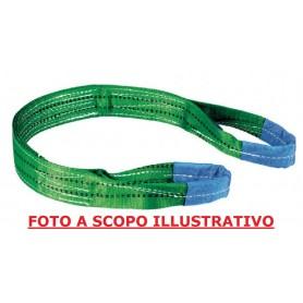 BRACHE PIATTE IN POLIESTERE COLORATO 4 m 2000 kg FERVI 4/2000