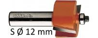 Frese gambo 12 mm